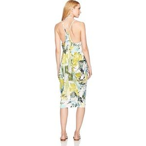 $72 NWT GREEN DRAGON Tropicaley Genevieve Dress M
